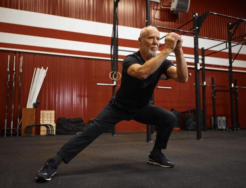 Edzés, fogyókúra, és fejlődés 50 felett